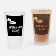 wanna ? Drinking Glass