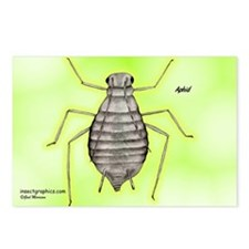 Aphid Postcards (Package of 8)