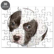 American pit bull terrier pup copy.png Puzzle