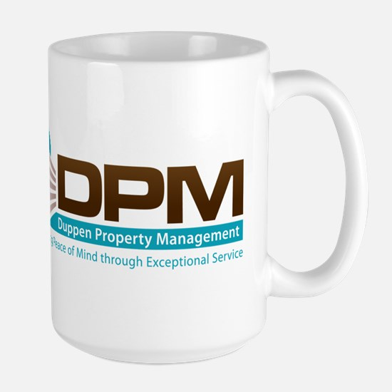 Duppen Property Management Large Mug