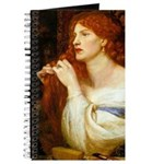 Aurelia Wilding by Rossetti Journal