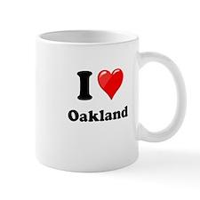 I Heart Love Oakland.png Mug