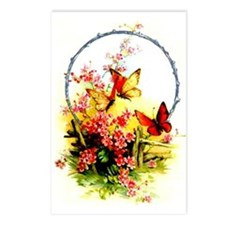 A Basket For My Love - Postcards (Package of 8)