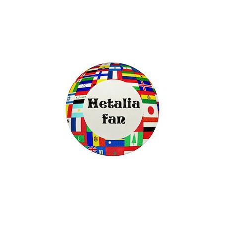 Hetalia Fan Button