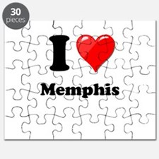 I Heart Love Memphis.png Puzzle