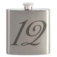 Its the number 12 Flask