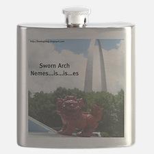 Arch Nemesis Foo Flask