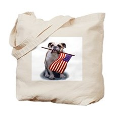 July 4th Independence Day Tote Bag