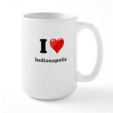 I Heart Love Indianapolis.png Mug