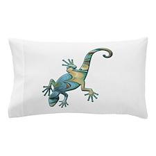 Swirl Lizard Pillow Case