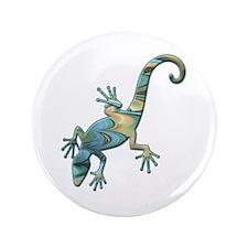 """Swirl Lizard 3.5"""" Button"""