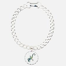 Swirl Lizard Bracelet
