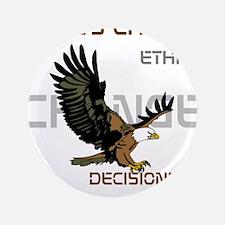 """HIA Eagle design 3.5"""" Button"""