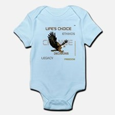 HIA Eagle design Infant Bodysuit