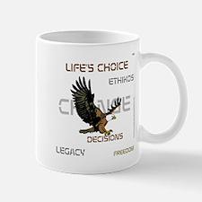 HIA Eagle design Mug