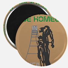 "HIA Homeless Bicycle design 2.25"" Magnet (10 pack)"