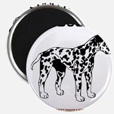 """HIA Its A Dogs Life design 2.25"""" Magnet (100 pack)"""