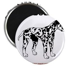 HIA Its A Dogs Life design Magnet