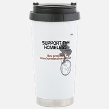 HIA HomelessInAmerica design Travel Mug