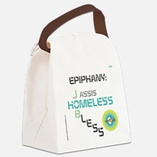 HIA Epiphany design Canvas Lunch Bag