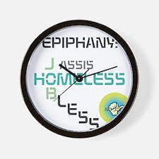 HIA Epiphany design Wall Clock
