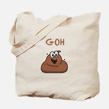 GOH Poop Tote Bag