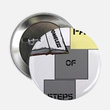 "HIA Homeless Faith design 2.25"" Button (10 pack)"
