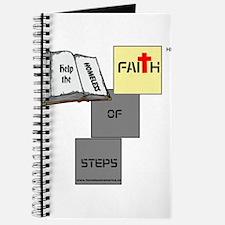 HIA Homeless Faith design Journal