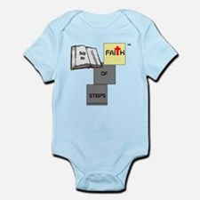 HIA Homeless Faith design Infant Bodysuit