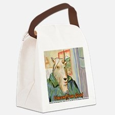 Vincent van Goat Canvas Lunch Bag
