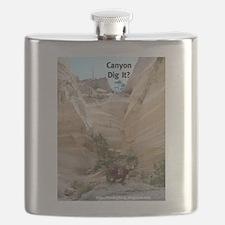Hiking Foo Flask