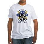 Warrand Coat of Arms Fitted T-Shirt