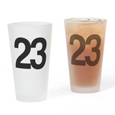 23 Drinking Glass