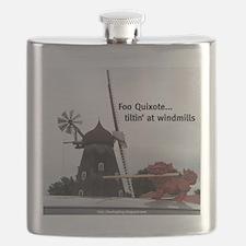 Quixote Foo Flask