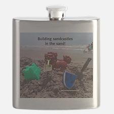 Sandcastle Foo Flask