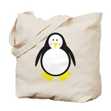 pinky penguin Tote Bag