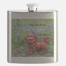 Texas State Foo Flask