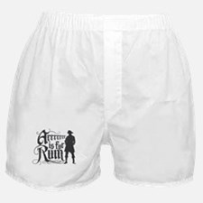 Arrrrrrr is for Rum Boxer Shorts