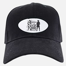 Arrrrrrr is for Rum Baseball Hat