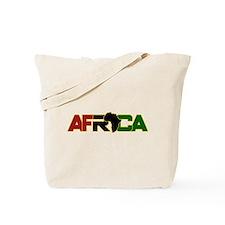 Africa2 Tote Bag