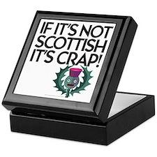 Just Sayin' Keepsake Box