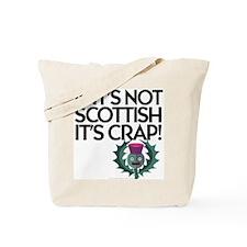 Just Sayin' Tote Bag