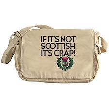 Just Sayin' Messenger Bag