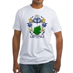 Walkinshaw Coat of Arms Fitted T-Shirt
