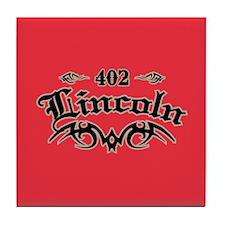 Lincoln 402 Tile Coaster