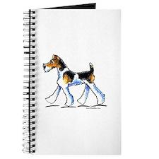 Wire Fox Terrier Trot Journal