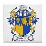 Wakefield Coat of Arms Tile Coaster