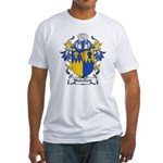 Wakefield Coat of Arms Fitted T-Shirt