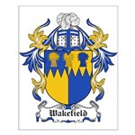 Wakefield Coat of Arms Small Poster