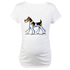 Wire Fox Terrier Trot Shirt